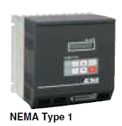 M1103SB MC Series Drive NEMA 1 Vented