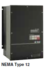 MH5400D MCH Series Drive NEMA 12 Dust-tight